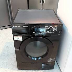 Graded Black Russell Hobs Condensor Dryer #3246