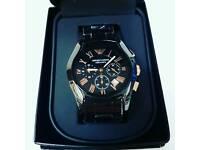 Emporio Armani Ceramic Watch authentic