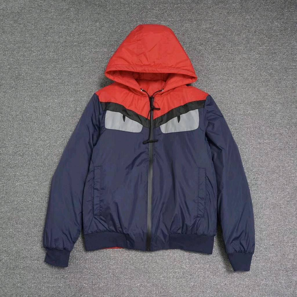 fd3c9a176 Fendi Monster Eyes Puffer Jacket Exclusive Reversible | in Leicestershire |  Gumtree