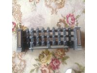 Fire fret black and brass good condition