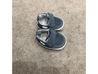 Baby boys newborn 0-3 months shoes