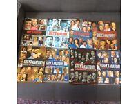 Greys Anatomy DVD's Seasons 1-8