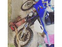 Yz 85 Big wheel Very Quick!!
