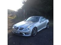 Mercedes SLK 350 AMG 38000 miles only FSH immaculate inside and out