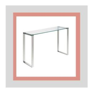 GLASS OCCASIONAL TABLES(GY2409)