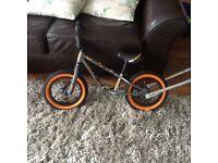 "Mongoose Scan R12 BMX Balance Bike - 12"" (Halfords) kids"