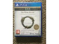 Brand New sealed The Elder Scrolls PS4