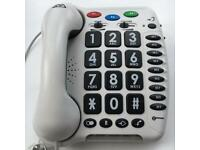 Geemarc CL100V2 telephone NOW SLASHED TO £10!!!!