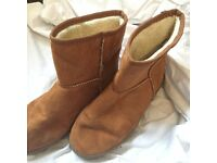 Brown Boots UK6