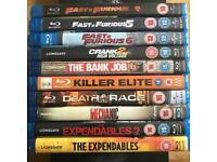 Blu Ray Bundle Blockbuster Films