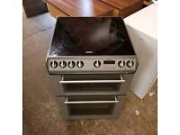 Hotpoint ceramic top cooker