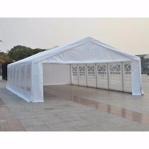 40'x20' PVC Party Tent - Heavy Duty Party Wedding Tent /  Carport Commercial Tent  / Canopies / Wedding Tent For Sale