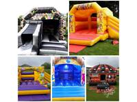 Bouncy castle hire / children entertainer