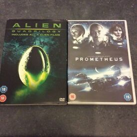 Complete alien collection