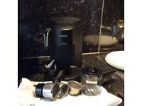 Krupp expresso coffee machine. Little used no longer required