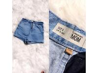 Size 6/8 shorts