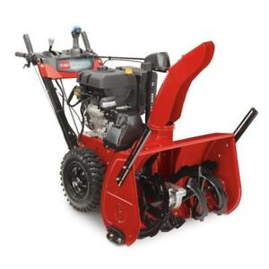 Toro Snowblowers - Save up to $600! 0% Financing starting at only $42 per Month!
