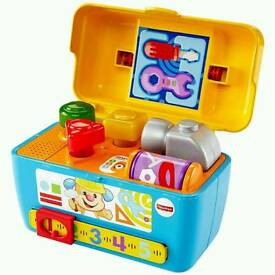 Fisherprice tool box