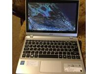 Acer v5 132p faulty broken screen