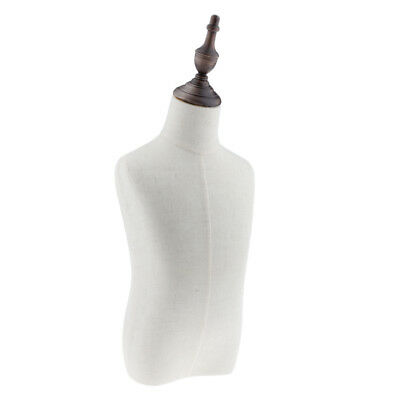 Child Mannequin Torso Body Form For Displaying 3-4yrs Child Clothing Size