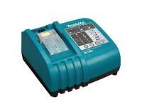 Makita DC18RA Rapid Battery Charger for Li-Ion or Ni-MH 7.2V-18V Batteries AC 220-240V