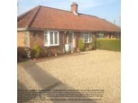 2 BED SEMI DETATCHED BUNGALOW IN LENWADE.