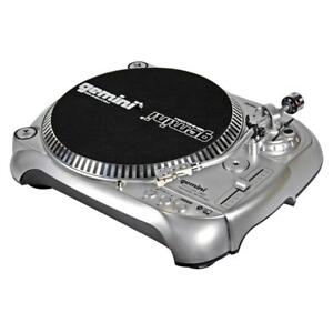 New GEMINI TT-1100USB TURNTABLE Record player with RCA Pre-output and USB