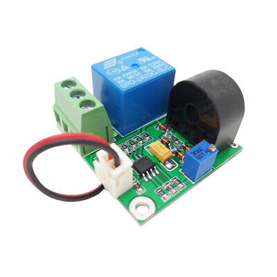 10a Ac Current Sensor Module Detection Module Switch Output 24v Relay