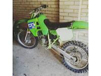 Kx 125 1988-1989 lovely bike