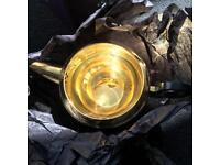 TOM DIXON Form tea pot brass, NEW