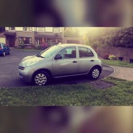 Nissan micra for sale!!