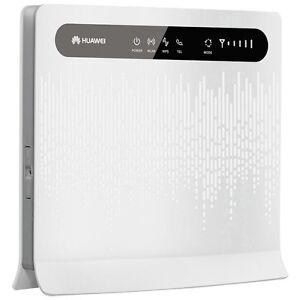 Wlan-Router Huawei B593s-22 LTE HSDPA 150Mbit baugleich B3000 Neuware