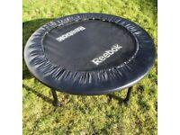 Reebok trampoline, rebounder fitness