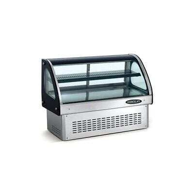 Kool-it Counter Top Refrigerated Display Case Deli Bakery Coffee Shop