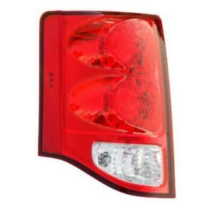 New 2011 2012 2013 2014 2015 2016 2017 2018 2019 Dodge Grand Caravan Tail Light