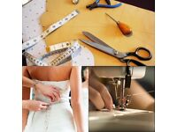 Pattern Cutting, Garment Technology, Garment Design, Seamstress, Dressmaking service.