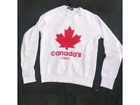 Dsquared sweatshirt jumper size 14