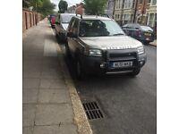 Land Rover freelander gs td4
