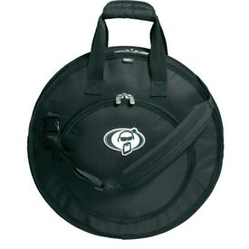 Brand new Protection Racket 22 inch Deluxe Cymbals Bag with Carrying & Shoulder Straps BlackRRP £79