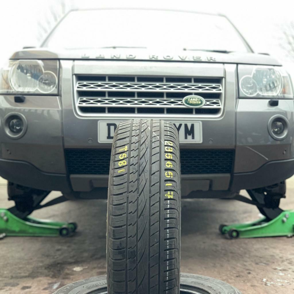 Tyre shop / new tyres / Used partworn Tires / runflat Tires