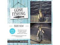 Gone Fishing Mini Sessions - Only £49!!