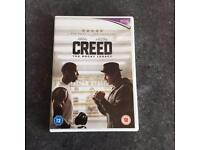 Like New 2015 Blockbuster Release ( Creed )