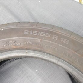 Tyre Extra Large 315/55 R 18