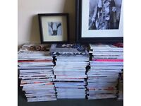 Vogue Collection Fashion Magazines Job Lot archive
