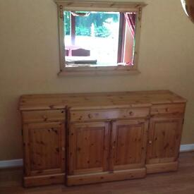 Ducal Pine Mirror