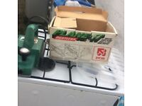 **RYOBI**ELECTRIC PLANER**FULLY WORKING**GOOD CONDITION**ONLY USED TWICE**ELECTRIC PLANE**NO OFFERS*