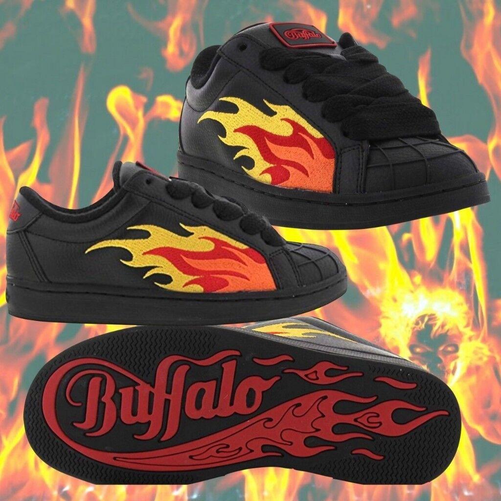 buffalo flame trainers
