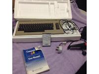 Vintage Commodore 64
