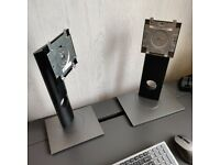 Dell Monitor Stands x 2