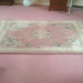 Chinese Rug 6ft x 4ft very good condition